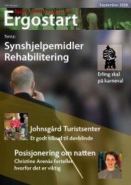Synshjelpemidler Rehabilitering - Ergostart