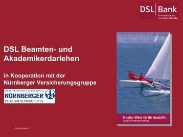DSL Beamten- Und Akademikerdarlehen