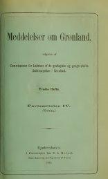 Meddelelser om Grønland - Algaebase