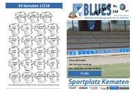 Blues New3s 238: Heimspiel gegen den FC Zirl