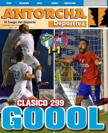 Antorcha Deportiva 277