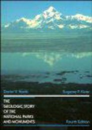 The Geologic Story of the National Parks and Monuments, 4th Edition