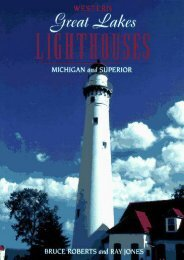 Western Great Lakes Lighthouses (Lighthouse Series)