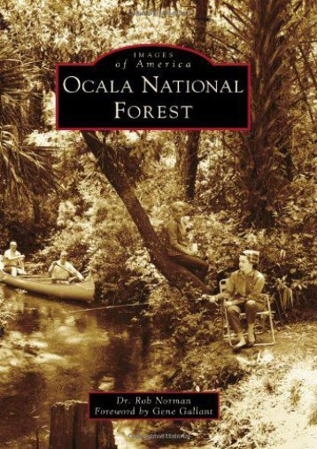 Ocala National Forest (Images of America) (Arcadia Publishing)