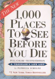 1,000 Places To See Before You Die (Turtleback School   Library Binding Edition) (1,000... Before You Die Books)