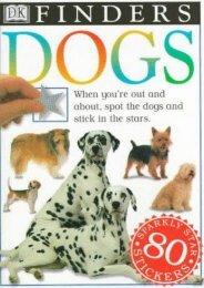 DK Finders: Dogs
