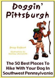Doggin  Pittsburgh - The 50 Best Places To Hike With Your Dog In Southwestern Pennsylvania