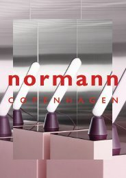Normann copenhagen lys katalog 2017