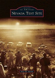 Nevada Test Site (Images of America)
