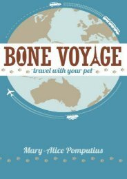 Bone Voyage: Travel With Your Pet