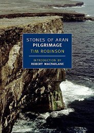 Stones of Aran: Pilgrimage (New York Review Books Classics)