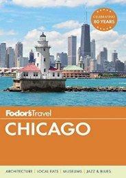 Fodor s Chicago (Full-color Travel Guide)