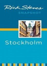Rick Steves Snapshot Stockholm