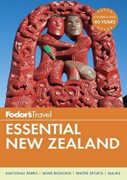 Fodor s Essential New Zealand (Full-color Travel Guide)