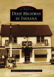 Dixie Highway in Indiana (Images of America)