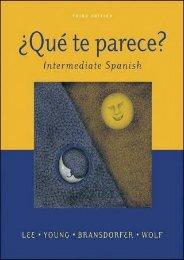 MP Que TE Parece Inter+ Olc