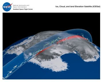 ICESat First Day Litho (.pdf) - ICESat - NASA