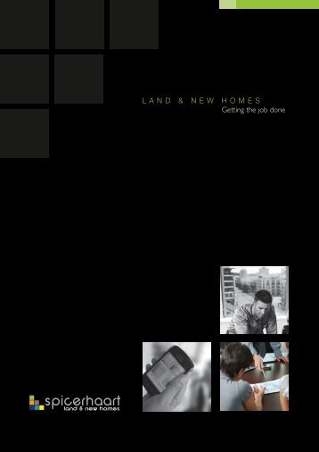 download - land & new homes