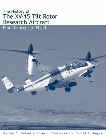 XV-15 litho - NASA's History Office