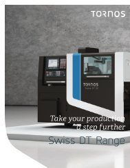 Swiss DT range