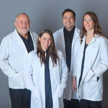 Dentists team at Anchorage Midtown Dental Center