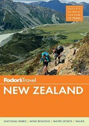Fodor s New Zealand (Full-color Travel Guide)