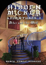 Hidden Mickey Adventures 1: Peter and the Wolf