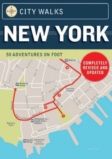 City Walks: New York: 50 Adventures on Foot
