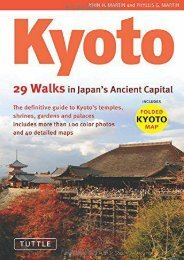 Kyoto, 29 Walks in Japan s Ancient Capital: .
