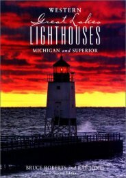 Western Great Lakes Lighthouses, 2nd: Michigan and Superior (Lighthouse Series)