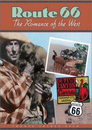 Route 66: The Romance of the West