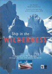 Ship in the Wilderness : Voyages of the MS Explorer Through the Last Wild Places on Earth