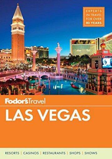 Fodor s Las Vegas (Full-color Travel Guide)