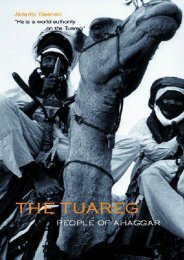 The Tuareg: People of Ahaggar