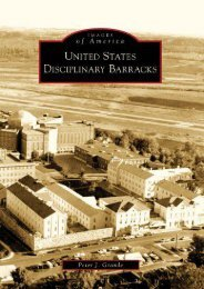 United States Disciplinary Barracks (Images of America)