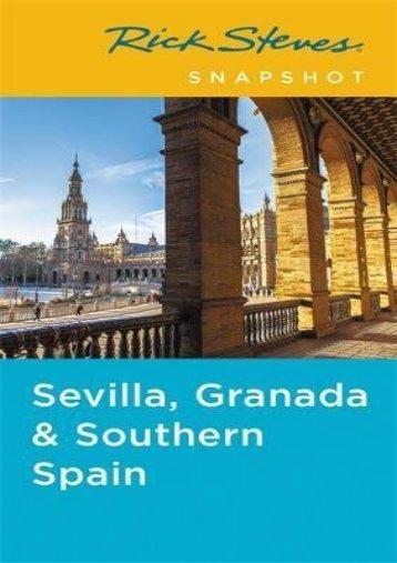 Rick Steves Snapshot Sevilla, Granada   Andaluc?a