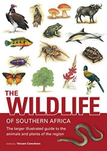 The Wildlife of Southern Africa: The Larger Illustrated Guide to the Animals and Plants of the Region