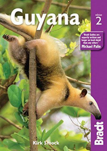 Guyana (Bradt Travel Guide Guyana)
