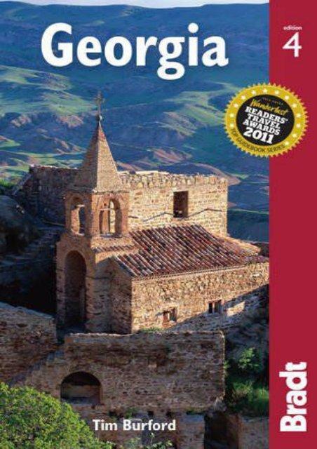 Best PDF Georgia, 4th (Bradt Travel Guide. Georgia) -  Best book