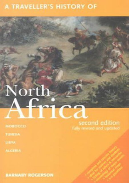 Unlimited Read and Download A Traveller s History of North Africa -  Online