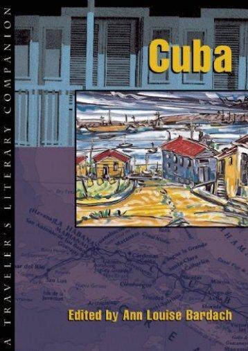 [Free] Donwload Cuba : A Travelers Literary Companion (Traveler s Literary Companion, 8) -  Best book