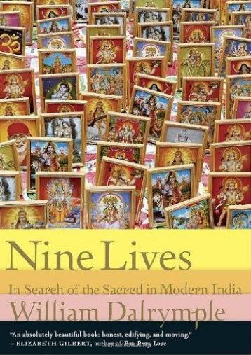 Best PDF Nine Lives: In Search of the Sacred in Modern India -  Unlimed acces book