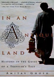 Full Download In an Antique Land: History in the Guise of a Traveler s Tale -  Unlimed acces book