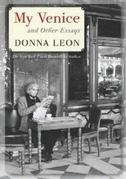 Unlimited Read and Download My Venice and Other Essays -  For Ipad