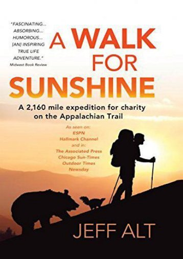 Unlimited Ebook A Walk for Sunshine -  Unlimed acces book