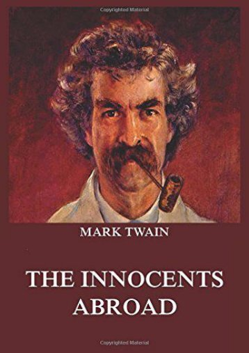 Download Ebook The Innocents Abroad -  Online