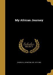 Unlimited Ebook My African Journey -  Unlimed acces book