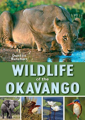Read PDF Wildlife of the Okavango -  Populer ebook