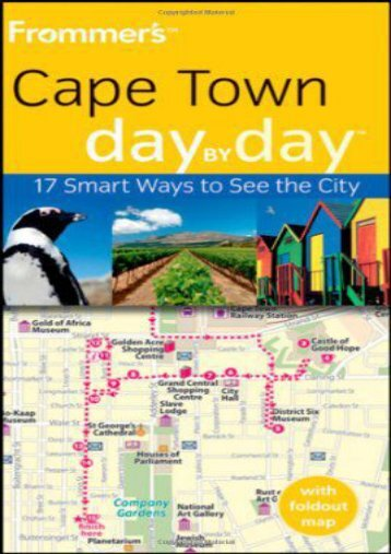 Unlimited Read and Download Frommer s Cape Town Day by Day (Frommer s Day by Day - Pocket) -  [FREE] Registrer