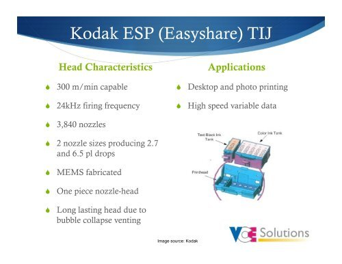 HP SPT Edgeline/TIJ4 Head